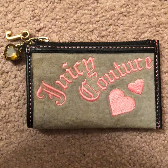 Juicy Couture Handbags - Juicy Couture coin purse/card holder